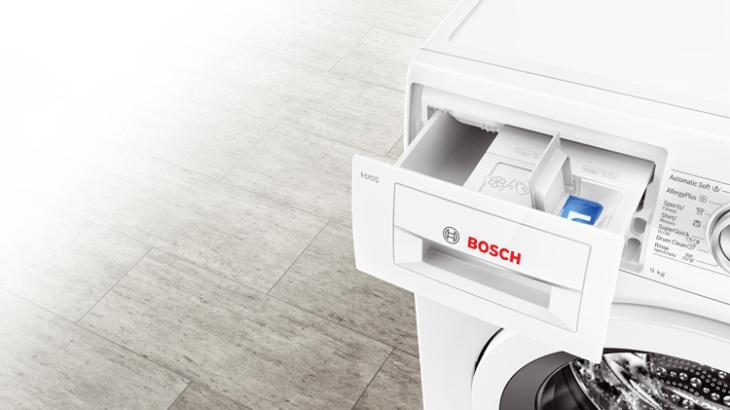 Cu nto detergente echar en la lavadora hermanos p rez for Cuanto pesa lavadora