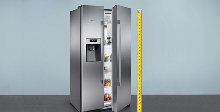 Medidas de frigor ficos est ndar blog electrodom sticos - Lavavajillas medidas especiales ...