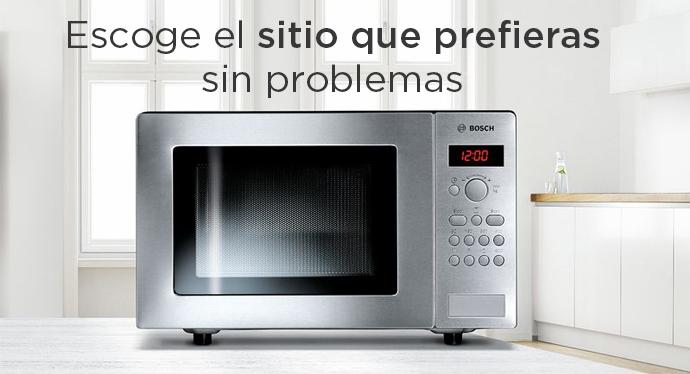 Medidas de microondas estándar | Blog de electrodomésticos ...