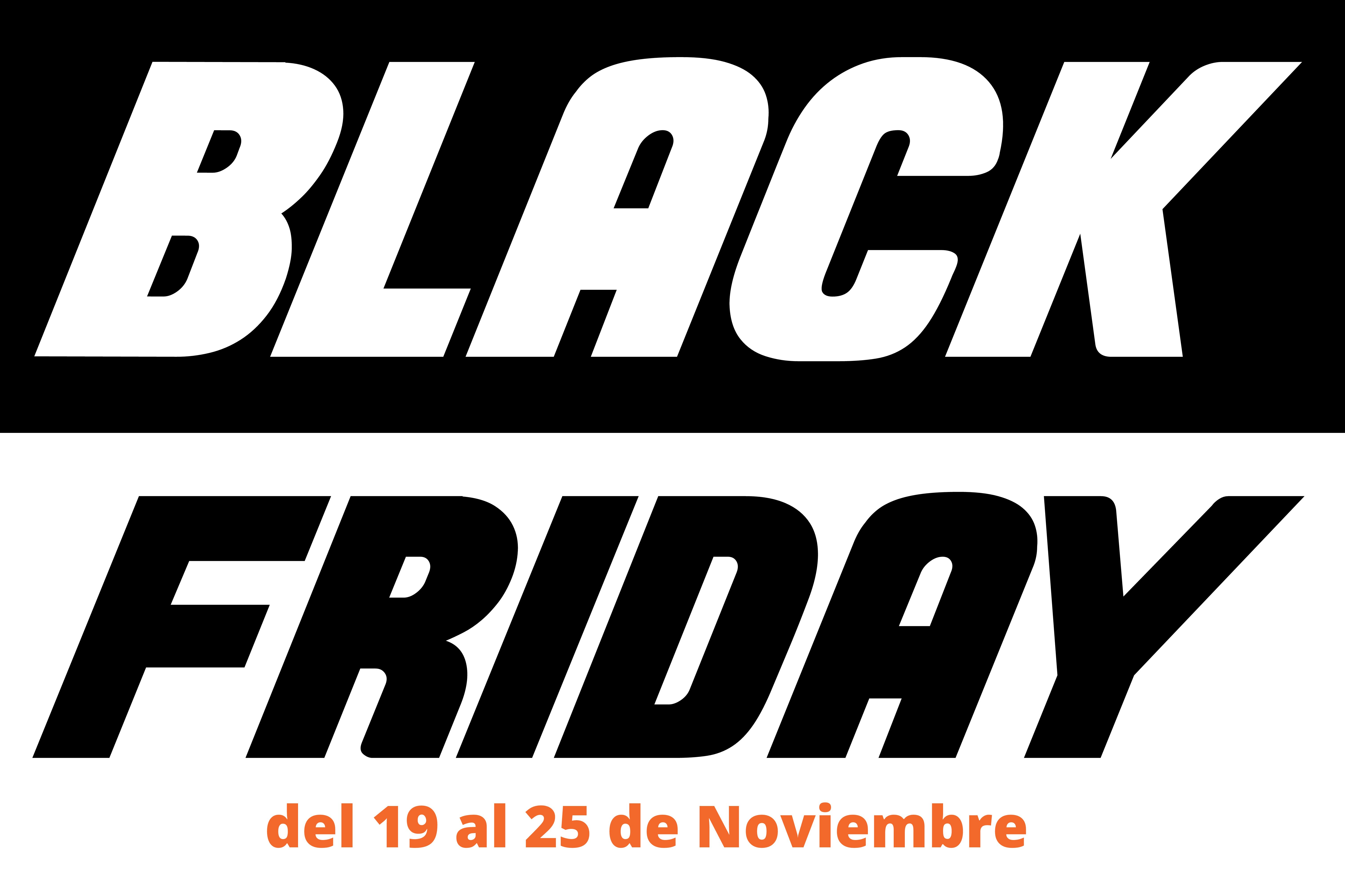 Black Friday electrodomésticos 2018