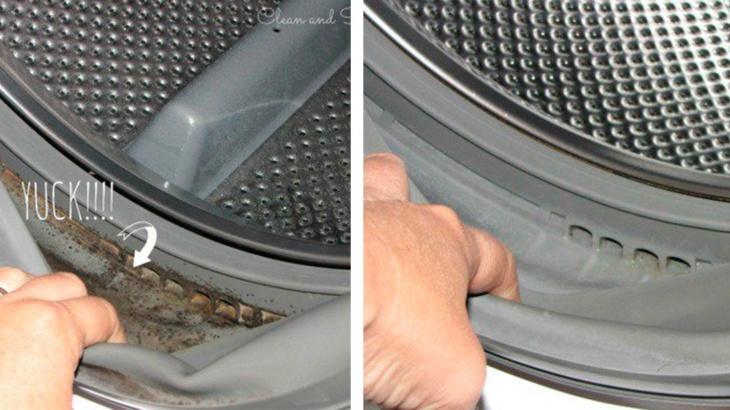 como limpiar una lavadora