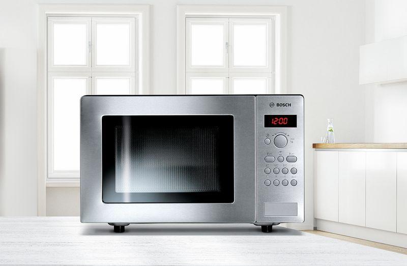 ¿Como limpiar el microondas?