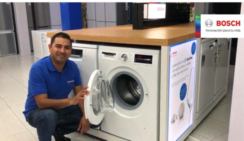 mejor lavadora 2018