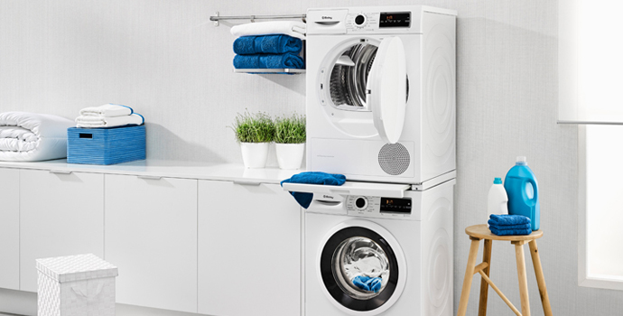 Medidas de lavadora estándar