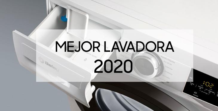 mejor lavadora 2020