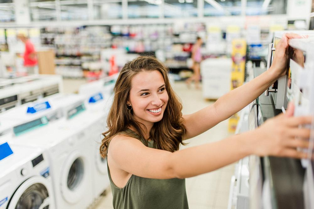 Cómo  comprar electrodomésticos baratos
