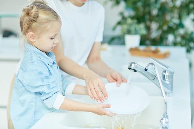 Lavavajillas: 3 pasos para lograr una Higiene Total