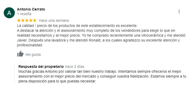 Opiniones Hermanos Pérez