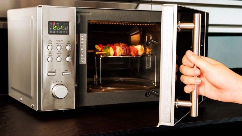 Para Qué Sirve El Grill Del Microondas Blog De Electrodomésticos