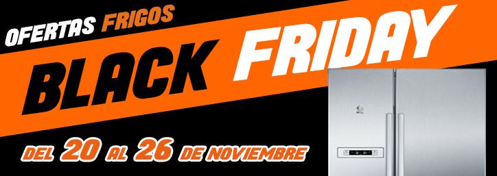 Black Friday Frigoríficos