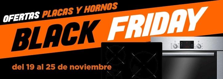 Black Friday Hornos y Placas