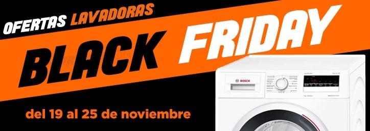 Black Friday Lavadoras