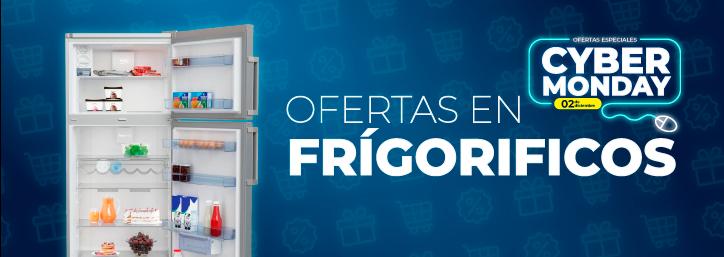 Cyber Monday Frigorificos