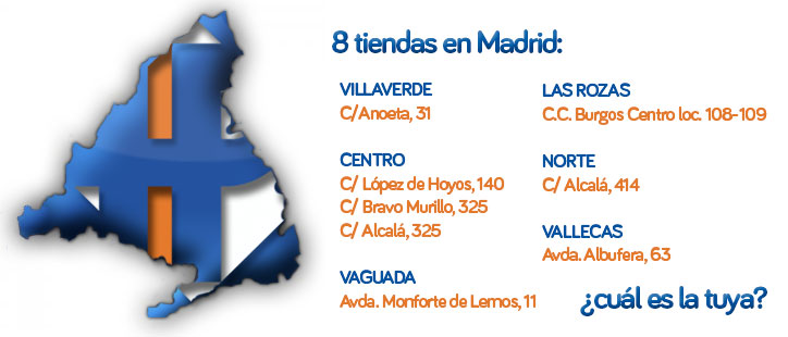 Electrodomésticos Madrid
