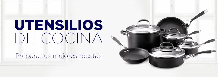 Utensilios para la cocina en Madrid