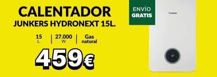 Calentadores de Gas Estancos