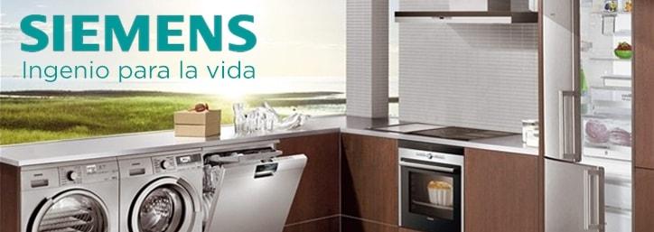 Electrodomésticos Siemens