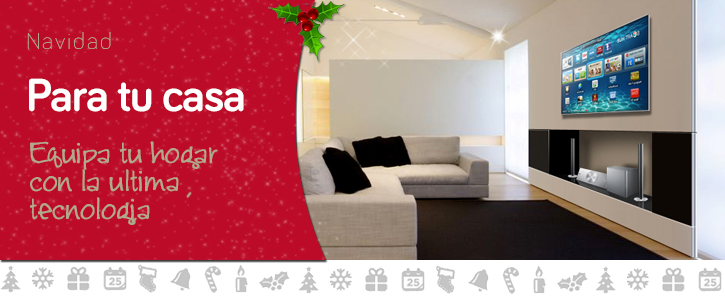 Para tu casa - Navidad