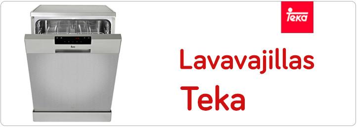 Lavavajillas Teka en oferta