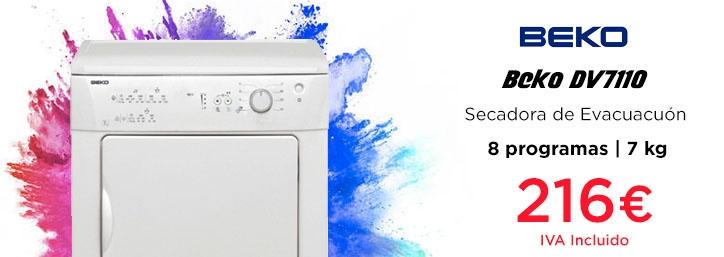 Secadoras de ropa