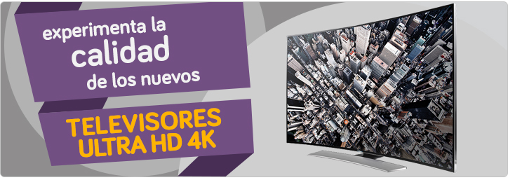 Televisores UHD 4K