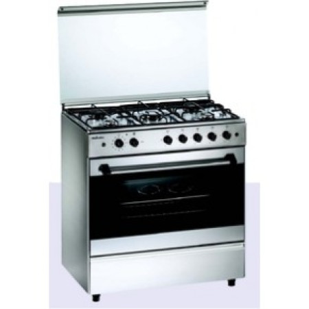 Cocina de gas natural Meireles G-8558 V XN