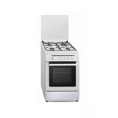 Cocina de gas natural Vitrokitchen CB-55BN-VS
