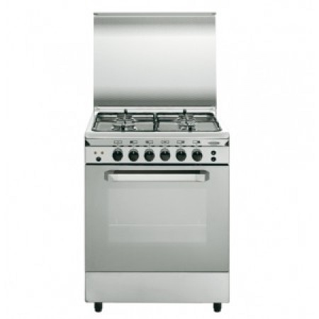 Cocina de gas natural Vitrokitchen UN-55IN-VS
