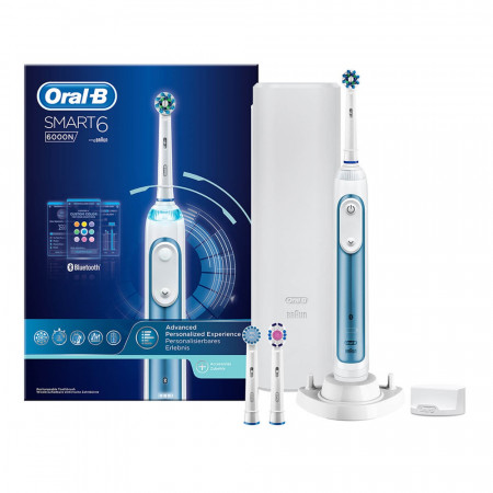 Cepillo dental Braun Oral-B PRO6000 Cross Action