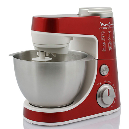 Moulinex masterchef 450 instruction manual - Robot de cocina multifuncion moulinex ...