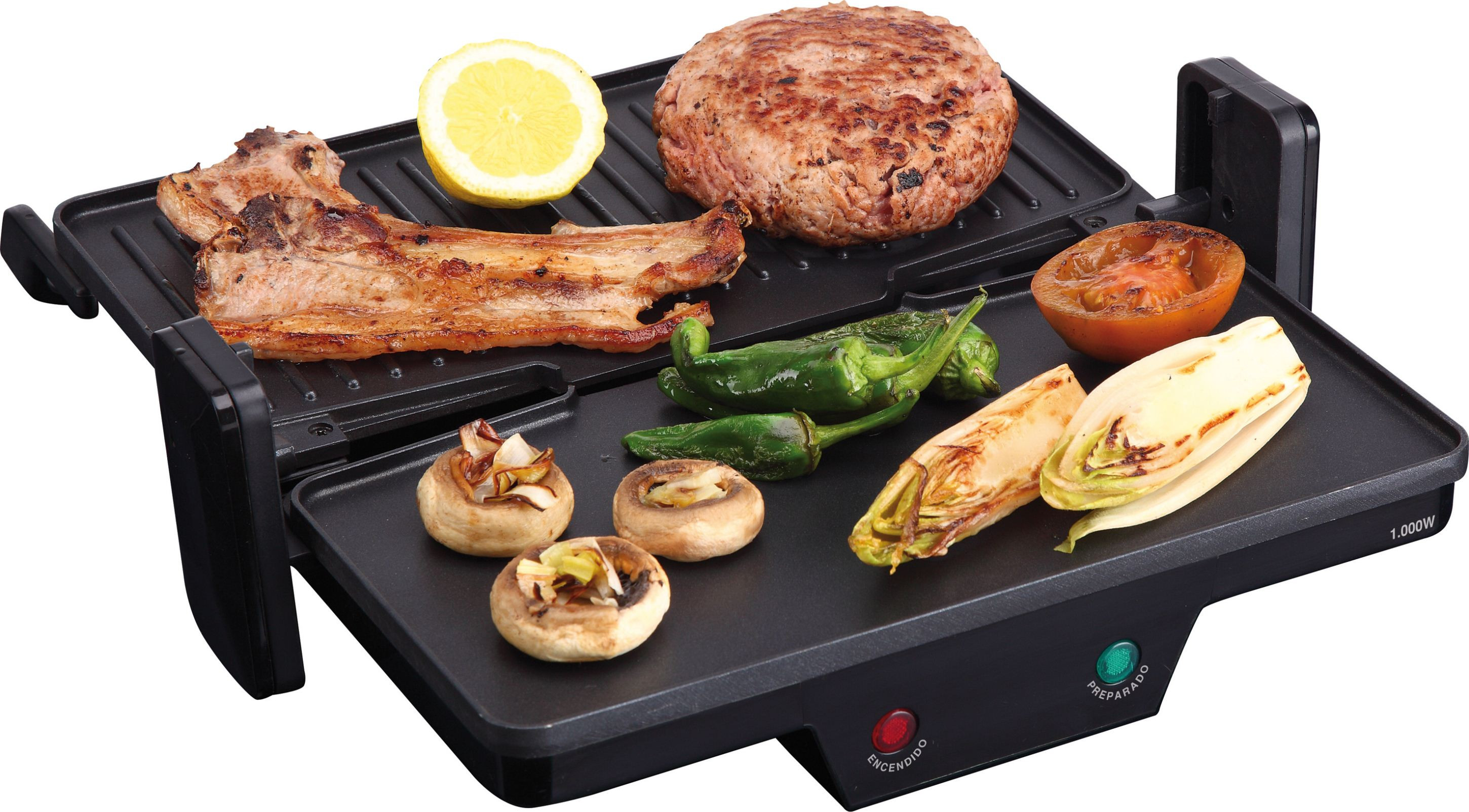 Jata gr266 hermanos p rez for Plancha cocina media markt