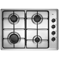 Placa de gas inox Teka  HLX 50 4G AL Natural