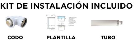 Kit de Instalación calderas