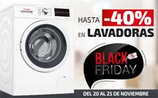lavadoras black friday