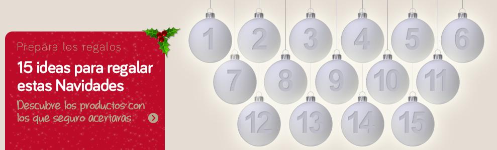 15 ideas para regalar esta Navidad