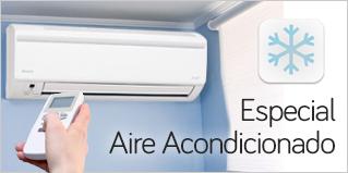 Especial Aire Acondicionado
