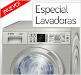 Especial lavadoras