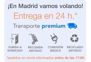 Servicios gratuitos Madrid