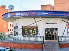 Hermanos Perez - tienda Anoeta
