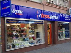 Tiendas de electrodomesticos en madrid hermanos p rez - Hermanos perez vaguada ...