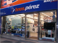 Tienda de electrodomesticos Bravo Murillo
