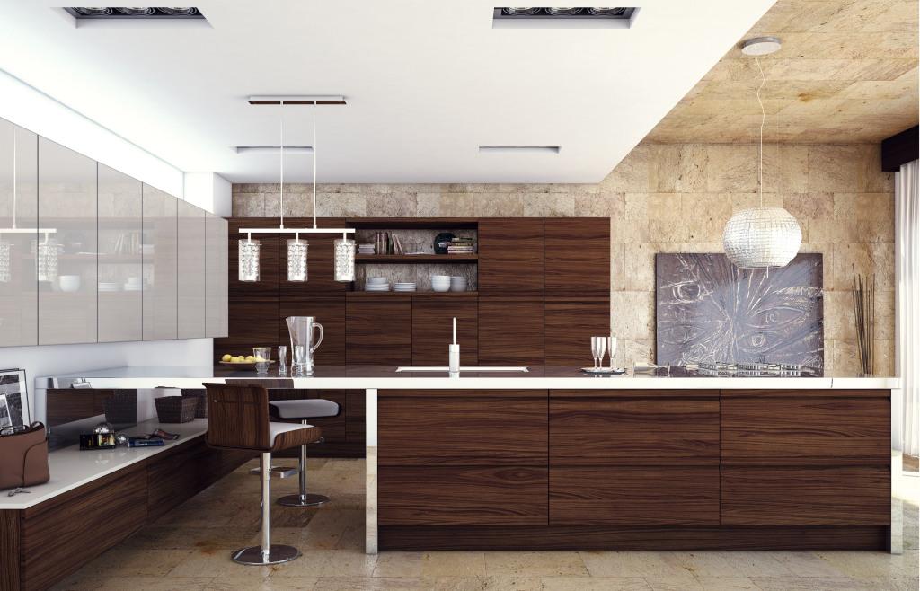 Muebles de cocina en madrid hermanos p rez - Exposiciones de cocinas en madrid ...