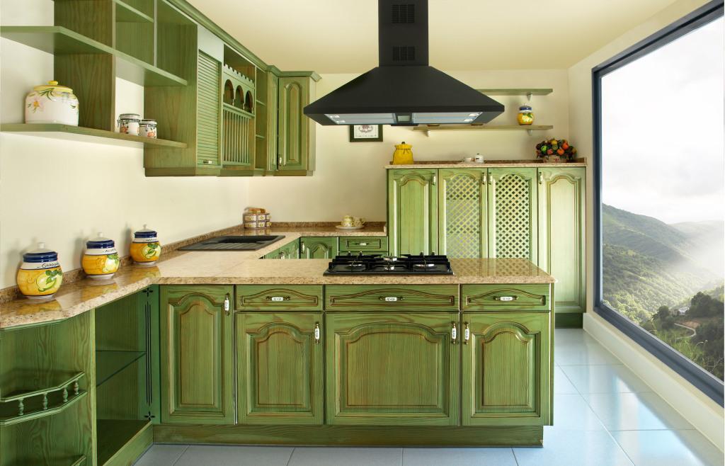 Muebles de cocina en madrid hermanos p rez for Muebles de cocina espana