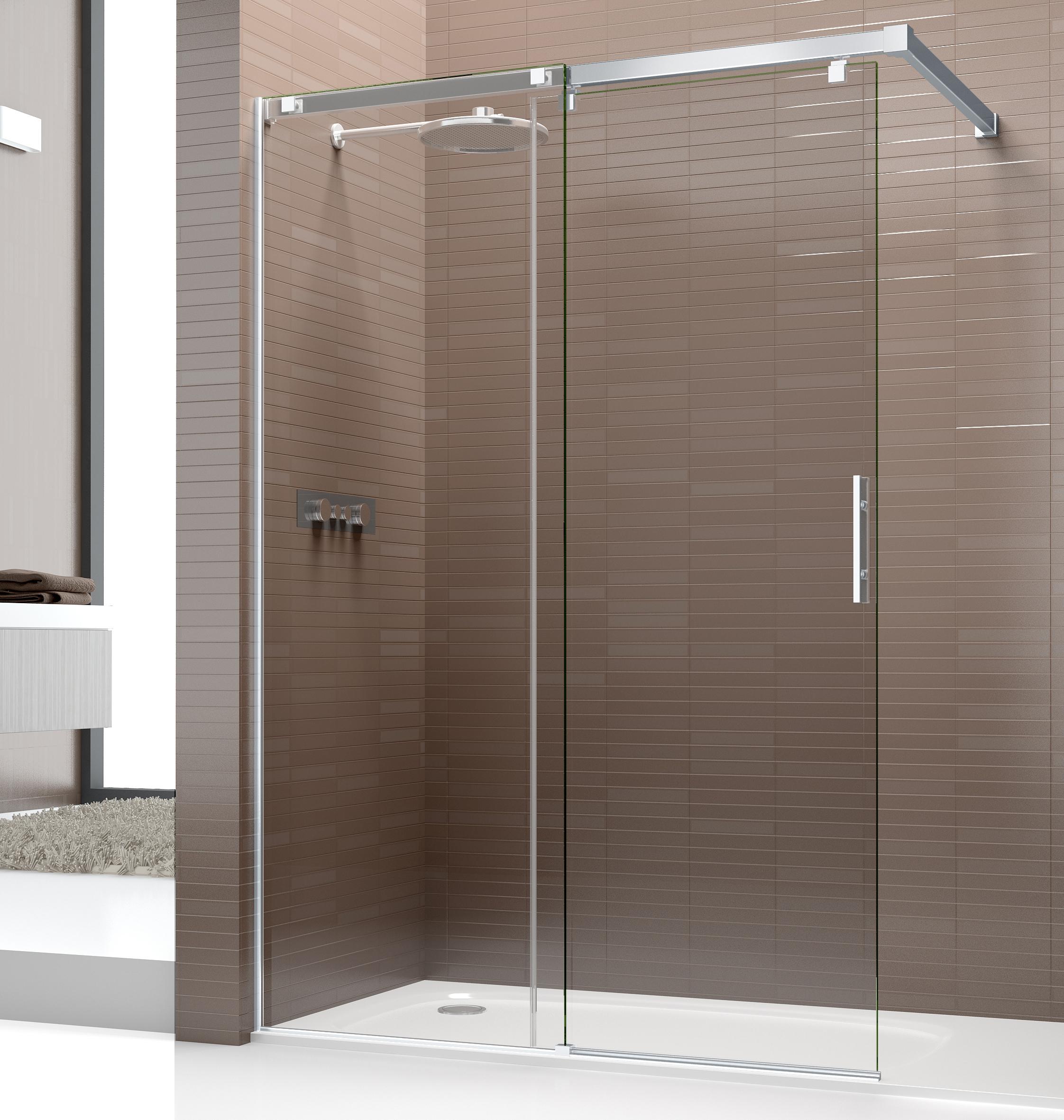 Modelo imperial 2p l d mamparas de ducha hnos p rez for Muebles para ducha