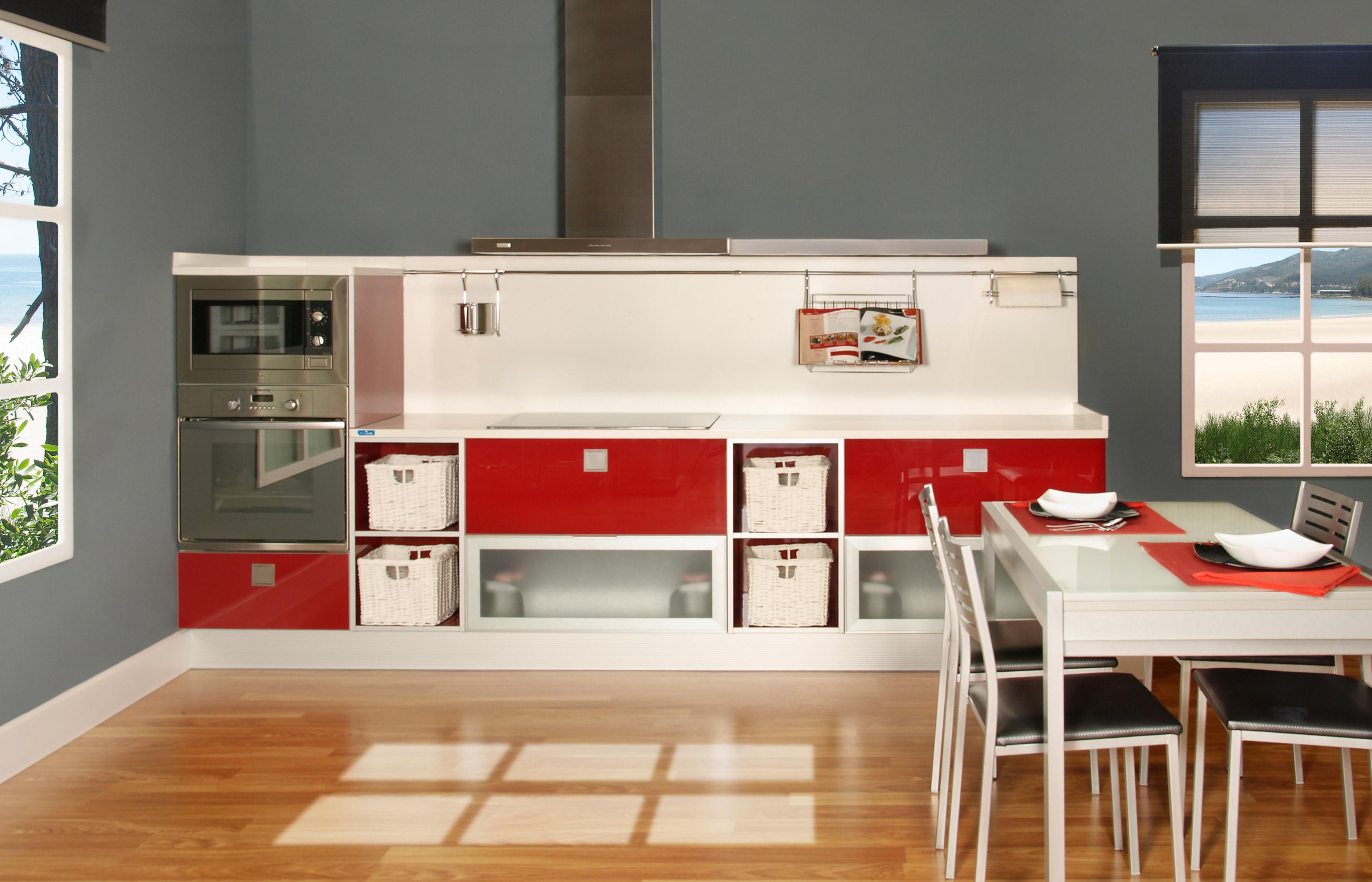 Modelo doce muebles de cocina hermanos p rez - Modelos muebles de cocina ...