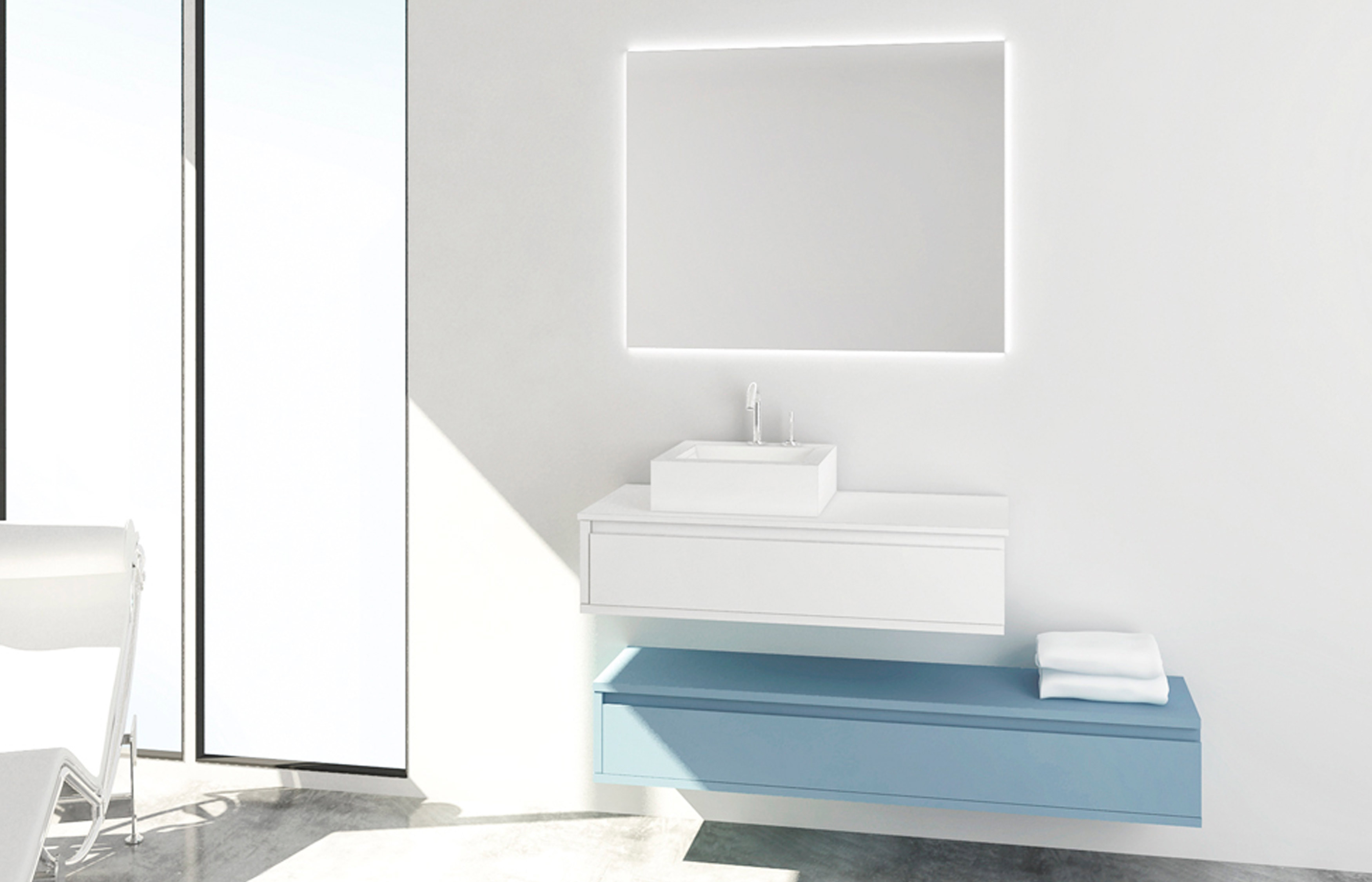 Muebles De Baño Hermanos Perez:Mobiliario de baño en Madrid