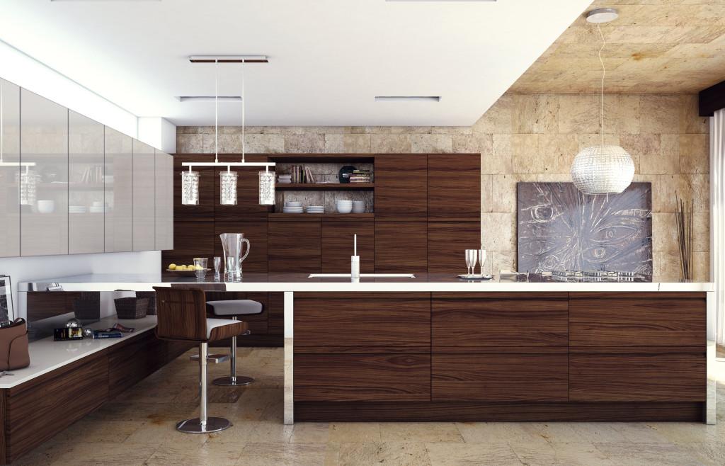Modelo salburgo muebles de cocina online for Simulador de muebles de cocina online